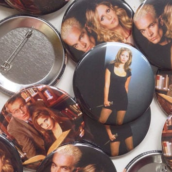 Buffy The Vampire Slayer Pins