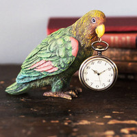 ModCloth Safari Beak the Clock