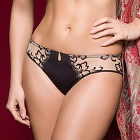 Peek A Boo Bikini Panty Vova Lingerie Choose Love