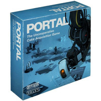 Portal: The Uncooperative Cake Acquisition Game - Tabletop Haven