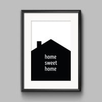 home sweet home, gift ideas, living room ideas, decoration, decor, minimalist, decorating ideas, monochrome, home decor, posters, design