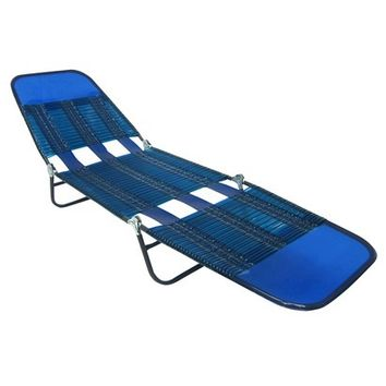 RE Jelly Lounger Blue/Turq