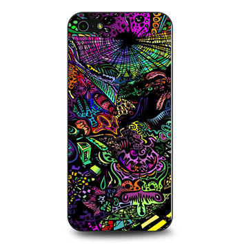 Trippy Digital Art iPhone 5 | 5S Case