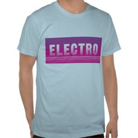 Electro Shirt from Zazzle.com