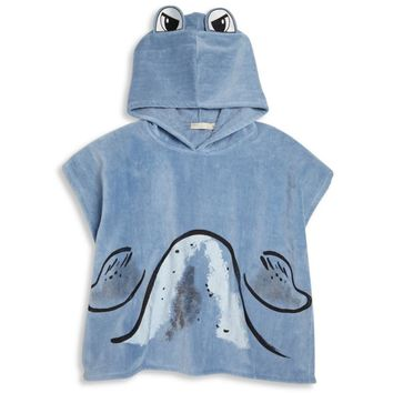 Stella McCartney Boys Hooded Poncho Towel