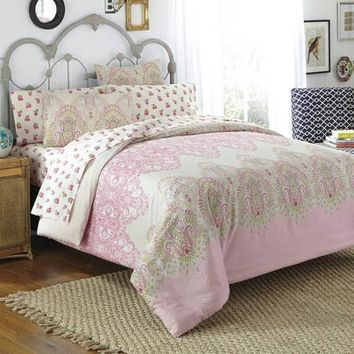 Free Spirit Victoria Bed in a Bag Bedding Comforter Set - Walmart.com