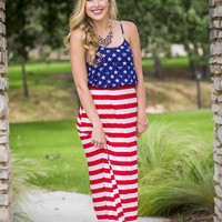 Freedom Flying Maxi | Dresses | kiki LaRue