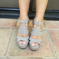 Taupe Finder-274 Wedges