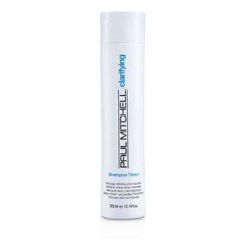 Paul Mitchell Clarifying Shampoo Three (Removes Chlorine and Impurities) Hair Care