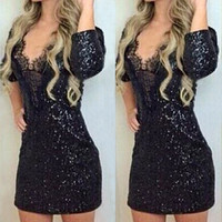 Impulse Sequin Dress