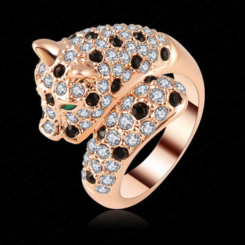 Trendy Tin Alloy Party Wedding Bands For Women Ri-hq1128-a