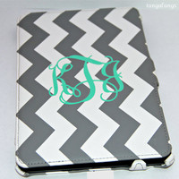 Personalized Monogrammed iPad Mini Case
