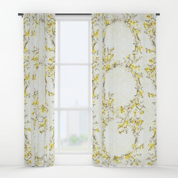 Natsukashii - for Spring Window Curtains by anipani