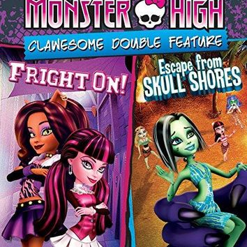 Laura Bailey & Kate Higgins & Alfred Gimeno & Steve Ball -Monster High: Clawesome Double Feature