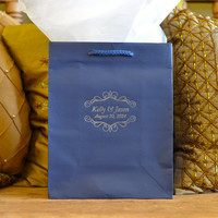 50 Personalized Hotel Wedding Welcome Bags for Out of Town Guests