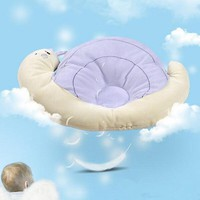 Cotton Baby Pillow Infant Toddler Bedding Newborn Baby Neck Pillow Infant Newborn Sleep Positioner Prevent Flat Head Shaping New