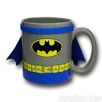 Batman Big Caped Mug
