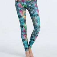 $65 Onzie Space Jewels Leggings M/L