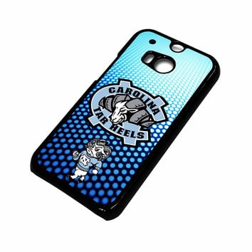 NORTH CAROLINA TAR HEELS HTC One M8 Case Cover