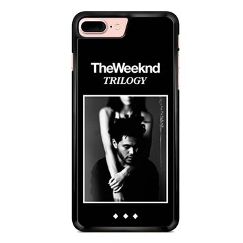 The Weeknd Trilogy iPhone 7 Plus Case