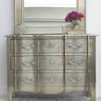 Augustus Metal Wrapped 3-Drawer Chest - Sweetpea & Willow London