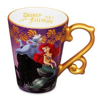 Ariel and Ursula Mug - Disney Fairytale Designer Collection
