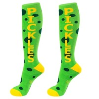 Pickles Unisex Dress Socks