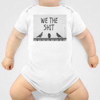 We the Shit Onesuit by RichCaspian