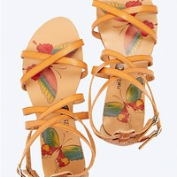 Butterfly Gladiator Sandals