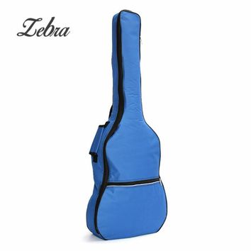 Waterproof Acoustic Guitar Bag Electric Guitar Case Classical Ukulele Cover with Double Straps For Musical Instrument Parts