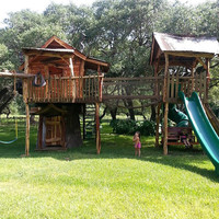 Wacky Shack Tree House and Play Tower