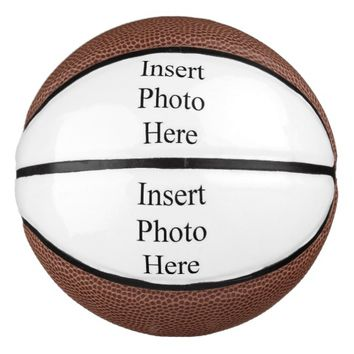 Design Your Own Custom Template Basketball
