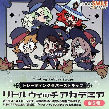 Good Smile Company Little Witch Academia Collectible Straps AUTHENTIC USA