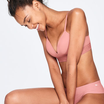 Wear Everywhere Wireless Lighlty Lined - PINK - Victoria's Secret