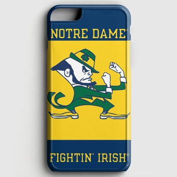 Notre Dame Fighting Irish Monster iPhone 6 Plus/6S Plus Case