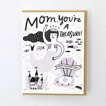 Treasure Mother's Day Card