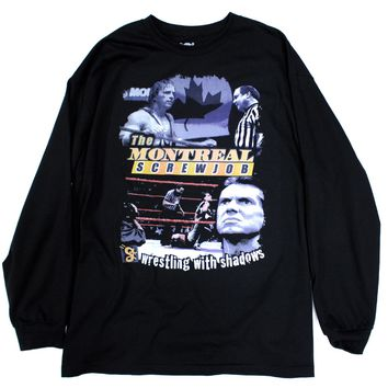 Montreal Screwjob: The Shirt [Longsleeve]