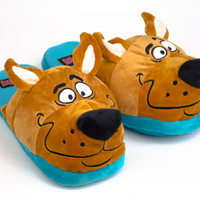 Scooby Doo Slippers | Cartoon Character Slippers | BunnySlippers.com
