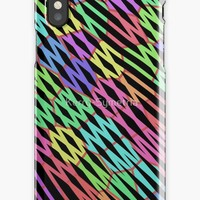 'Prismerr' iPhone Case by Kerry-Symetria