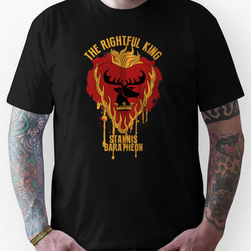 Stannis Baratheon Shirt Game of Thrones Unisex T-Shirt