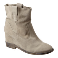 SANDPIPER in SAND Ankle Boots