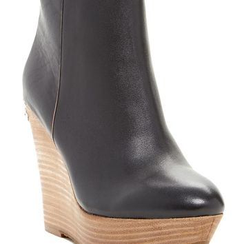 Skylar Wedge Bootie