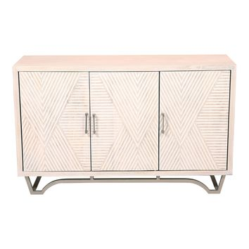 Brice Sideboard White