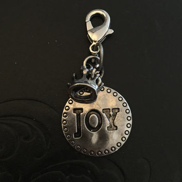 CROWN JOY Charm for your Bridle - Saddle - Breeches