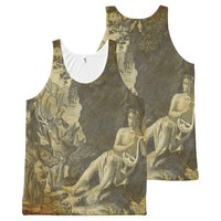 orpheus All-Over-Print tank top