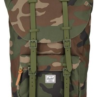 HERSCHEL SUPPLY CO. camouflage backpack