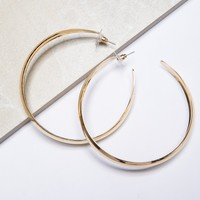 Kaitlyn Hoop Earrings