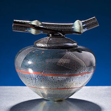 Luscious Wishpot: Geoff Lee: Glass Vessel - Artful Home
