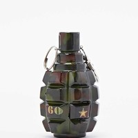 Urban Renewal Vintage Surplus Rocky Grenade Lighter in Camo - Urban Outfitters
