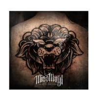 Miss May I - Rise Of The Lion Vinyl LP Hot Topic Exclusive